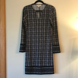Michael Kors Long Sleeved Dress Size Small